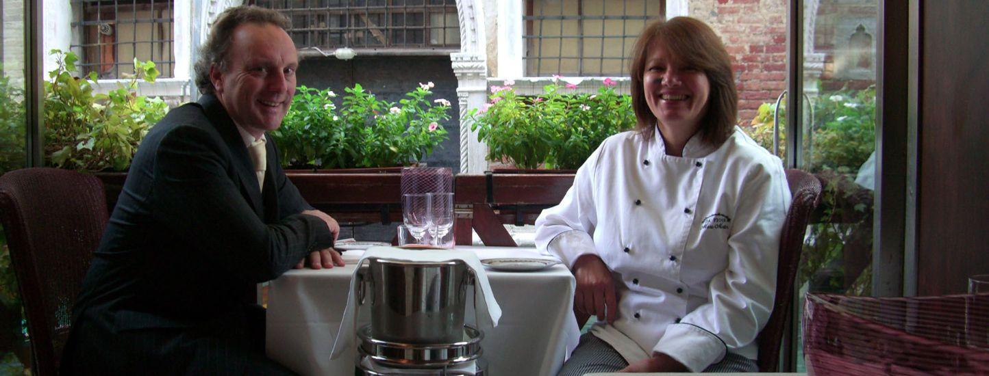 ristorante stellato a Venezia Rialto